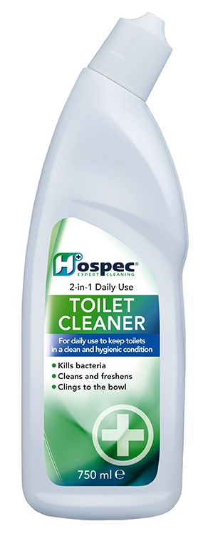 Daily Use Toilet Cleaner 750ml